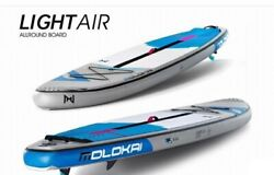 Full Kit. Premium Stand-up Paddle Board Molokai Light Air V3 11'2 Carbon Edition