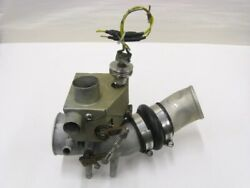 Throttle Body And Fuel Injector Control - Pn 629904-6 - Continental Tsio-470-c