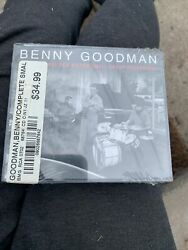 Benny Goodman Complete Rca Victor Small Group Recording 3 Cd Set Jazz New Sealed