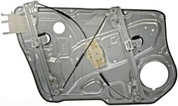 Power Window Motor And Regulator Assembly Front Right Fits 09-10 Hyundai Genesis