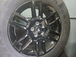 Land Rover 19 Defender Oem Wheels Good Year All Terrain Tires New Take Offs