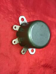 Nos 1930and039s Horn Relay Dual Trumpet Chevrolet Pontiac Oldsmobile