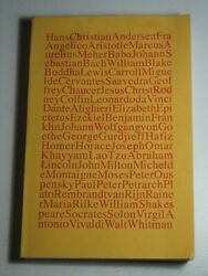 44 Biographies Selected And Edited By Hugues Chevallier 1999 Apollo 1st Ed Pb Rare