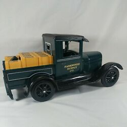 Jim Beam Whiskey Decanter Parkwood Supply 1928-29 Ford Model A Pickup Truck