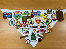 Vintage Lot Of 1950's And 1960's Boy Scout Collectibles St. Louis Area