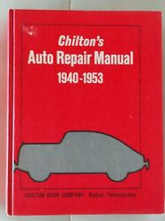3 Auto/small Engine Repair Manuals - Chilton's / Complete Guide / Small Engines