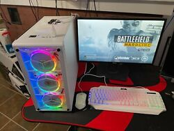 Intel I9 10900k - 32gb Ram/1tb Ssd/2tb Hdd - Nvidia - Rtx - 3090 24gb Gaming Pc