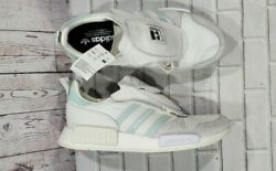 Adidas Micropacer X R1 Trainers Running Shoes Cloud White Mens Size 11