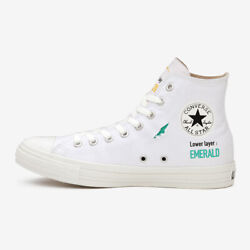 Converse All Star Riplayer Ii Hi White Diy Sneakers Chuck Taylor Japan Exclusive