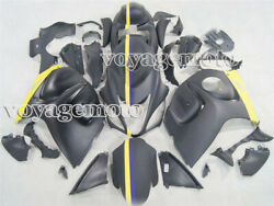Black Fairing Injection Fit For 2008-2018 08-18 Suzuki Gsxr 1300r Abs Mold A32