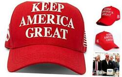 Donald Trump 2020 Hat Keep America Great Hat Usa Caps Make America Great Red