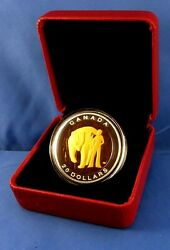 2014 Canada 20 Dollars Coin Sacred Teachings Courage Gold Proof