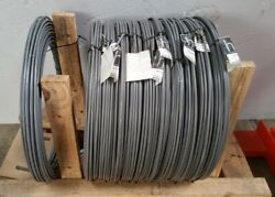 11 Rolls Copperweld Hide 40 Jacketed Pole Ground Wire 2 Awg Copperclad 250'ea