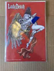 Lady Death Comic Book Gallery 1 Naughty Paramour Edition 73/113