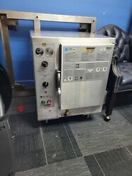 Accutemp Steam And039nand039 Hold Commercial Convection Steamer 3phase With Stand