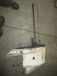 Evinrude Etec 175hp Outboard Lower Unit With 25 Shaft