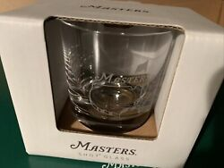 2021 Augusta National Golf Club Masters Shot Glass New In Box