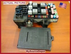 2007,2008,ford,f150, Fuse An Relay Box, Right Side Compartment