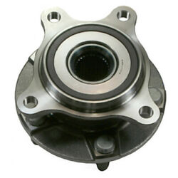 Wheel Bearing And Hub Assembly-premium Hubs Front Rightfront Centric 401.44001