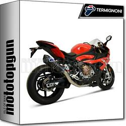 Termignoni Full System Exhaust Relevance Carbon Racing Bmw Hp4 2014 14 2015 15