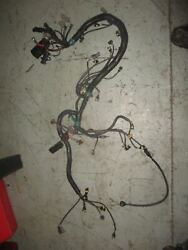Evinrude Etec 300hp Outboard Engine Wiring Harness 0587041