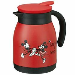 Vacuum Double Structure Stainless Steel Tabletop Pot 600ml Mickey And Minnie D Vsp