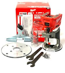 Milwaukee 2723-20 M18 Fuel 18v Compact Router Bare Tool