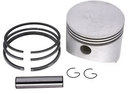 Piston Assy For Tecumseh 34511 32238b Hh120,150,160 Oh160 12,15,16hp Engines