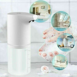 Touchless Hands Free Soap Dispenser Ir Sensor Automatic -rechargeable