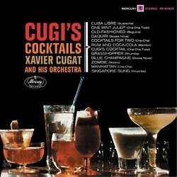 Xavier Cugat And His Orchestra-cugi`s Cocktails Uk Import Cd New