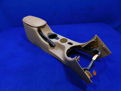 99 00 01 02 03 04 Ford Mustang Parchment Center Console Oem Take Out N67