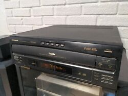 Pioneer Cld-m301 Ld Laserdisc Cdv And 5-disc Cd Player Multi-play ●f● Tested Works
