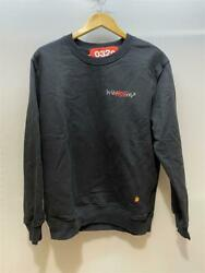 Rvca S Cotton Black Cotton Size S Fashion Sweat 6071 From Japan