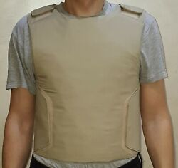 Size Xxl Concealed Carry Bullet Proof Vest Body Armor Iiia