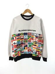 The Black Eye Patch Bepfw20tp21 L Cotton Size L Fashion Sweat From Japan