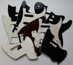 Pickguard For Various Fender Guitar Models New Many Pickup And Colour Options