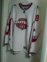 Ovechkin 2007 Nhl East All Star Jersey W/capitals Patch 1st All Star Game