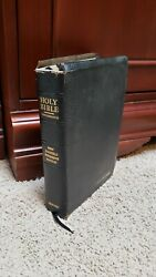 Holy Bible Concordance New Scofield Reference Edition Oxford 1967 Leather Kjv