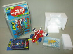 Poppy Pa-78 Chogokin Battle Jet Robo Combatler V Action Robot Figure Vintage Toy