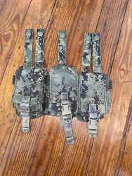 Eagle Ind Aor1 Mpcr Triple Rifle / Double Mag Pouch S