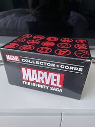 Funko Pop Marvel Collector Corps Box The Infinity Saga Size M Black Panther