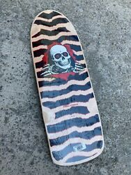 Old School Powell Peralta Ripper Old School Reissue Skateboard Deck