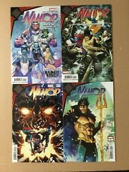 King In Black Namor Lot 1 Main Cover 4 Main Cover 4 Cover B 5 Main Cover 2021
