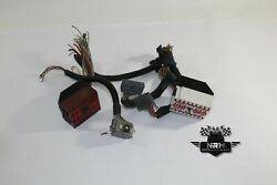 01 Ford F-250 F-350 Interior Fuse Box Junction Box Relay Module 1c3t-cc Pigtails