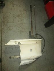 Johnson 115hp Outboard Lower Unit With 25 Shaft