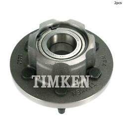 For Dodge Dakota Durango Rear Set Of 2 Differential Bearing Set Timken Ha599528