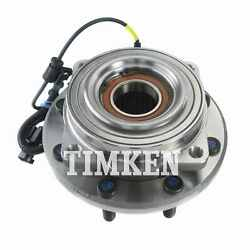 For Ford F-350 Super Duty Rear Set Of 2 Differential Bearing Set Timken Ha590437