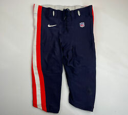 Chicago Bears Nike Pro Line Player Team Issue Authentic Football Nfl Game Pants