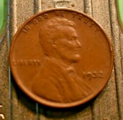 Higher Grade 1932-p Lincoln Wheat Cent 1c. 7049