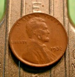 Higher Grade 1932-p Lincoln Wheat Cent 1c. 7046